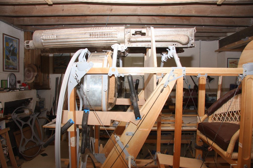 Sopwith Camel Construction Fuselage John S Shaw Aviation