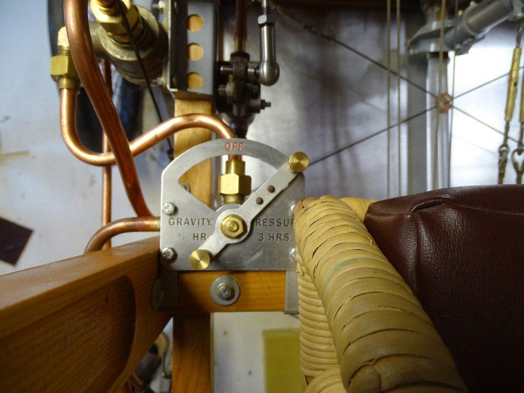 Sopwith Camel Fuel System John S Shaw Aviation