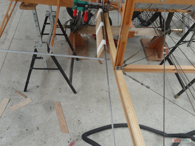 Lower Wing Pin Drilling Jig