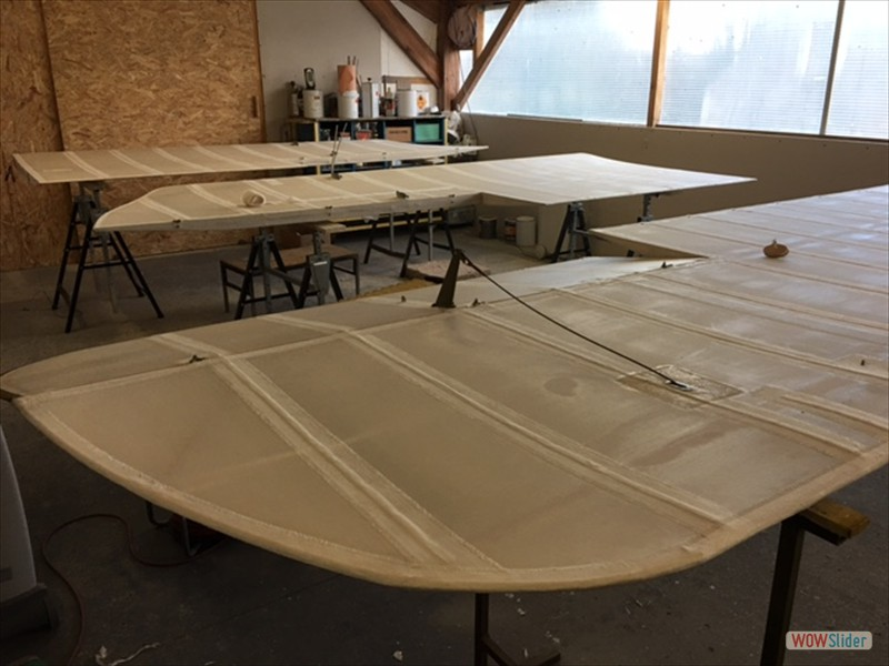 aileron fit and checks