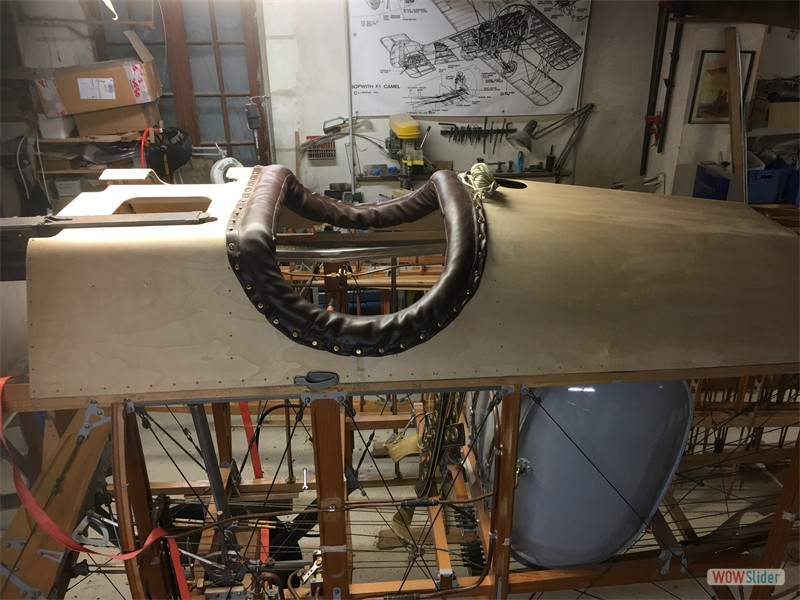 Cockpit covering