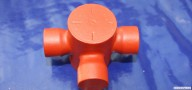 3 way valve pattern upside down