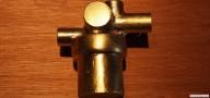 Rotherham Pump Cyliinder Head sand casting