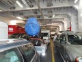 On the ferry to the UK